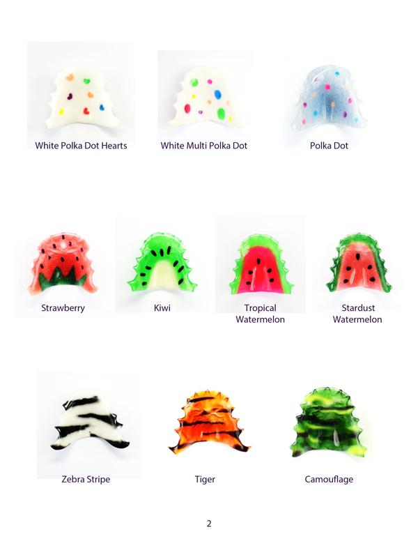 Retainer Designs - align Orthodontics